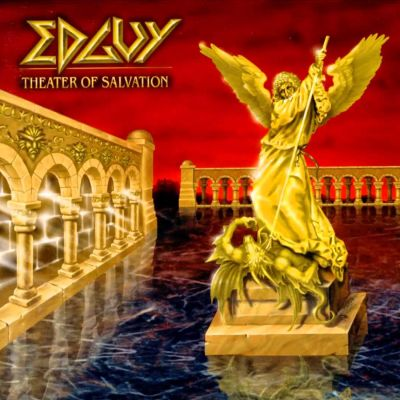 Edguy - Theater of Salvation cover art