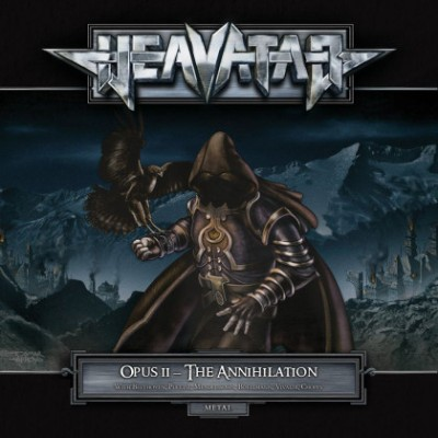 Heavatar - Opus II - The Annihilation