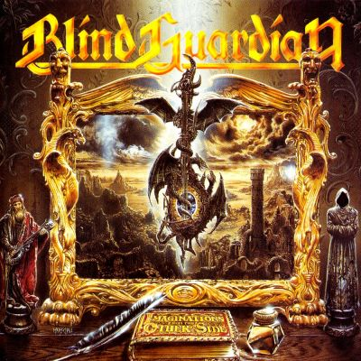 Blind Guardian - Imaginations from the Other Side cover art