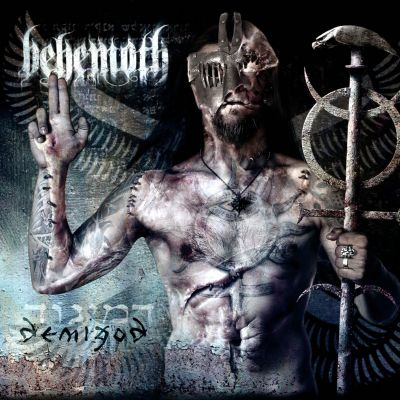Behemoth - Demigod cover art