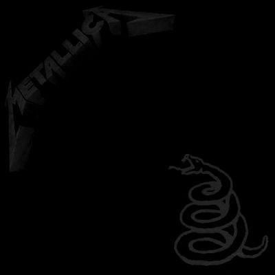 Metallica - Metallica cover art