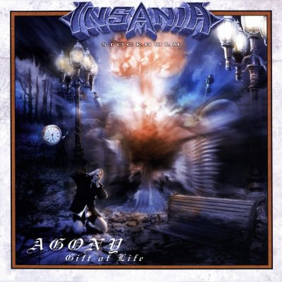 Insania - Agony - Gift of Life cover art