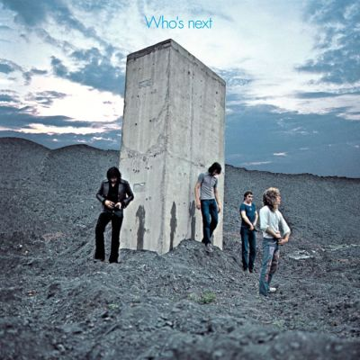 The Who - Who's Next cover art