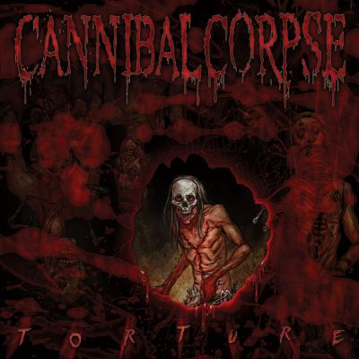 Cannibal Corpse - Torture cover art