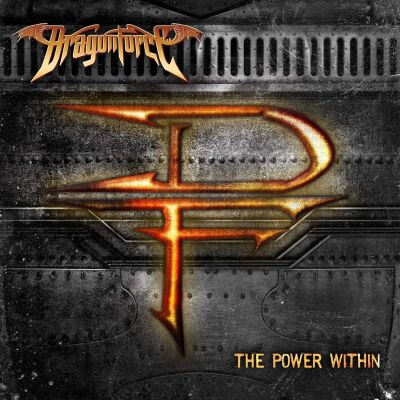 Dragonforce - The Power Within cover art