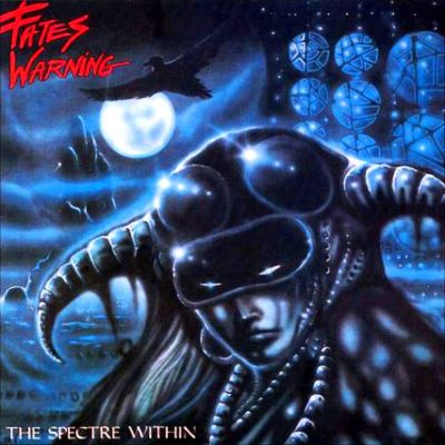 Fates Warning - The Spectre Within cover art