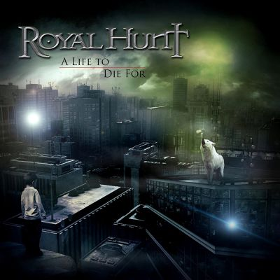 Royal Hunt - A Life to Die For cover art