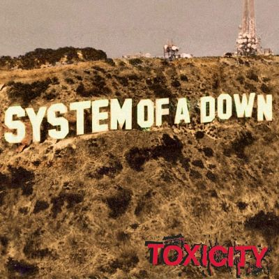 System of a Down - Toxicity cover art