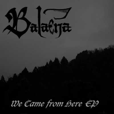 Balaena - We Came from here