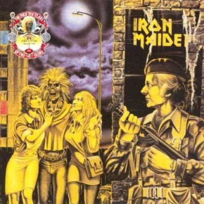 Iron Maiden - Women in Uniform - Twilight Zone