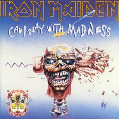 Iron Maiden - Can I Play with Madness - The Evil That Men Do