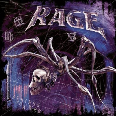 Rage - Strings to a Web cover art