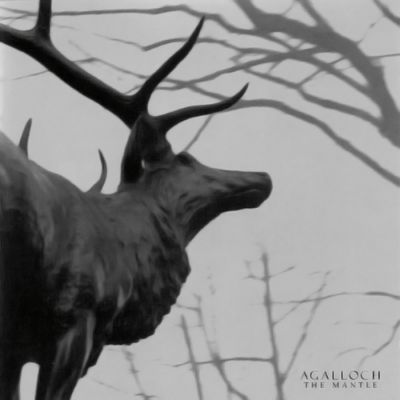 Agalloch - The Mantle cover art