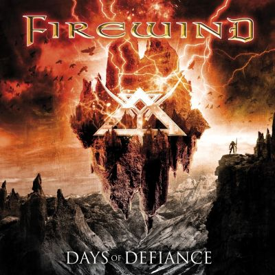 Firewind - Days of Defiance cover art