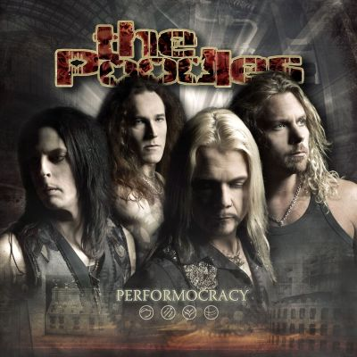 The Poodles - Performocracy cover art