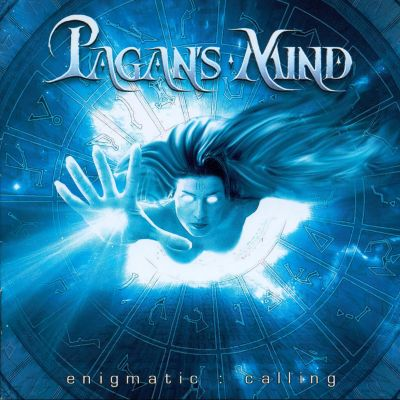 Pagan's Mind - Enigmatic: Calling cover art