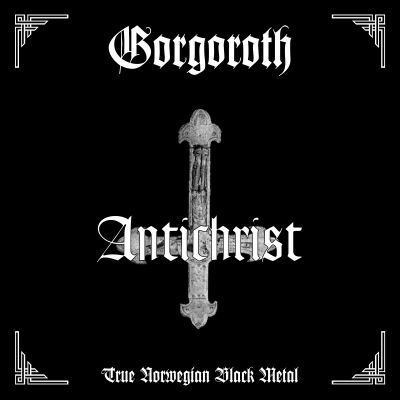Gorgoroth - Antichrist cover art