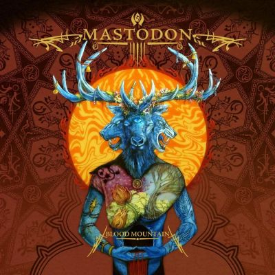 Mastodon - Blood Mountain cover art