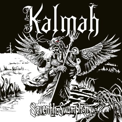 Kalmah - Seventh Swamphony cover art