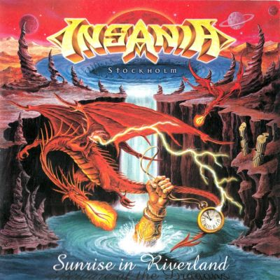 Insania - Sunrise in Riverland cover art