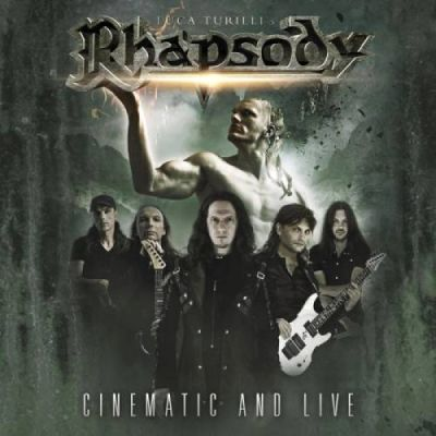 Luca Turilli's Rhapsody - Cinematic and Live cover art