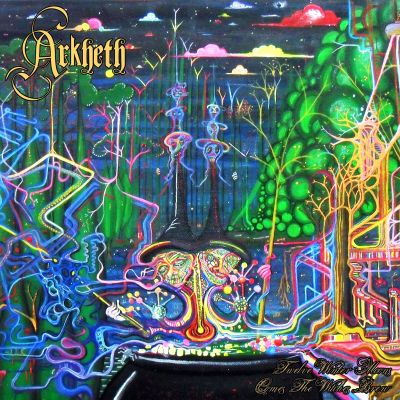 Arkheth - 12 Winter Moons Comes the Witches Brew cover art