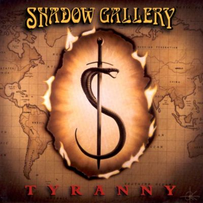 Shadow Gallery - Tyranny cover art