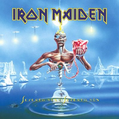 Iron Maiden - Seventh Son of a Seventh Son