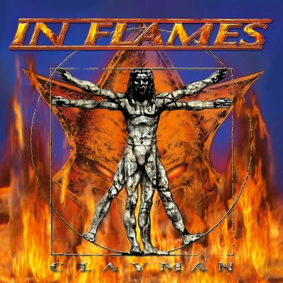 In Flames - Clayman cover art