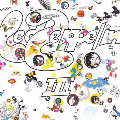 Led Zeppelin - Led Zeppelin III cover art