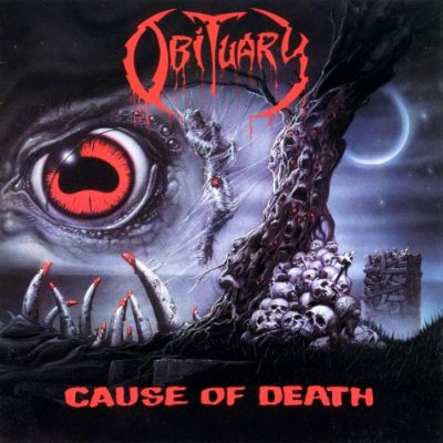 Obituary - Cause of Death cover art