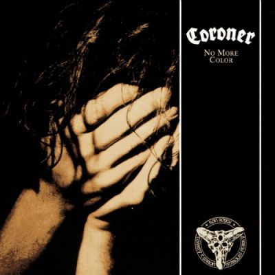 Coroner - No More Color cover art