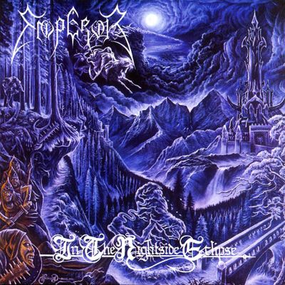 Emperor - In the Nightside Eclipse cover art