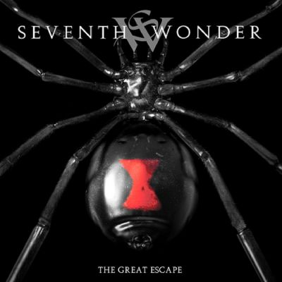 Seventh Wonder - The Great Escape cover art