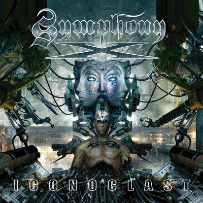 Symphony X - Iconoclast cover art