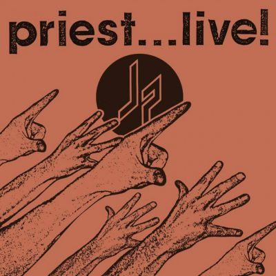 Judas Priest - Priest... Live! cover art