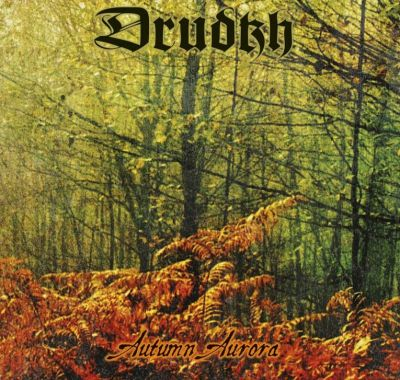 Drudkh - Autumn Aurora cover art