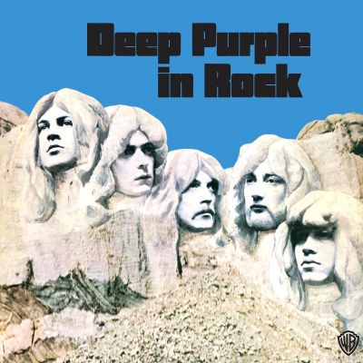 Deep Purple - In Rock cover art
