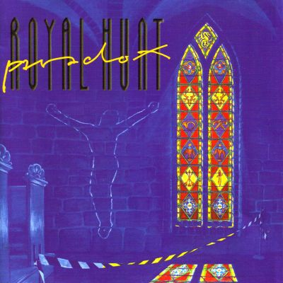 Royal Hunt - Paradox cover art