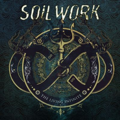 Soilwork - The Living Infinite cover art