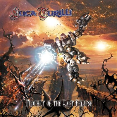 Luca Turilli - Prophet of the Last Eclipse cover art