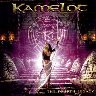 Kamelot - The Fourth Legacy cover art