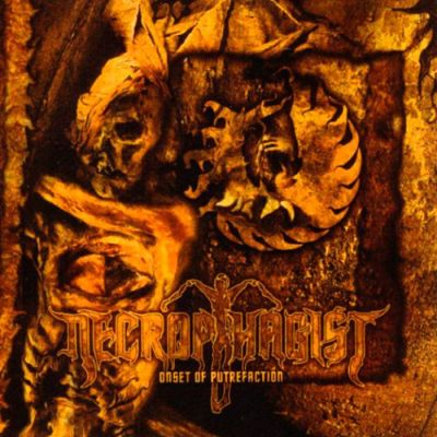 Necrophagist - Onset of Putrefaction cover art