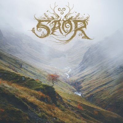 Saor - Aura cover art