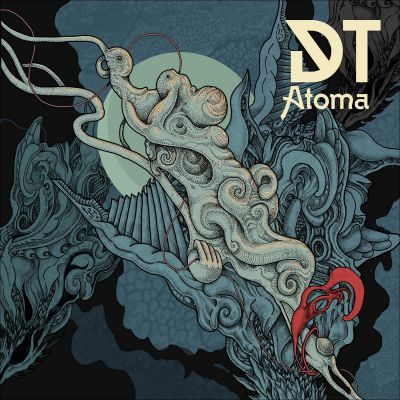 Dark Tranquillity - Atoma cover art