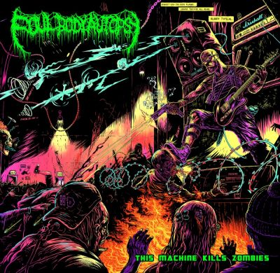 Foul Body Autopsy - This Machine Kills Zombies