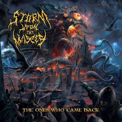 Storm Upon The Masses - The Ones Who Came Back cover art