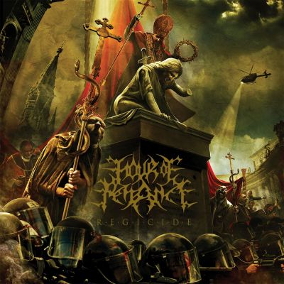 Hour of Penance - Regicide cover art
