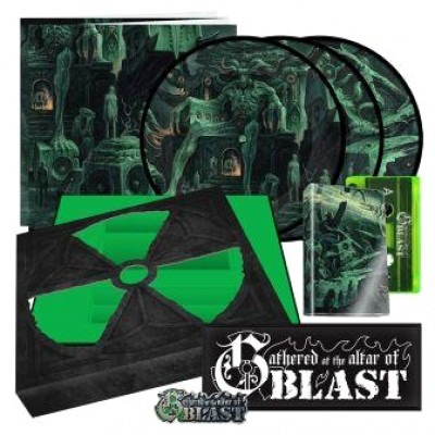 Kataklysm / Exodus / Immolation / Corrosion of Conformity / Possessed / Municipal Waste - Gathered at the Altar of Blast