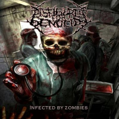 Disfigured for Genocide - Infected by Zombies